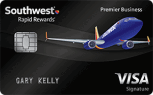 Southwest Rewards credit card