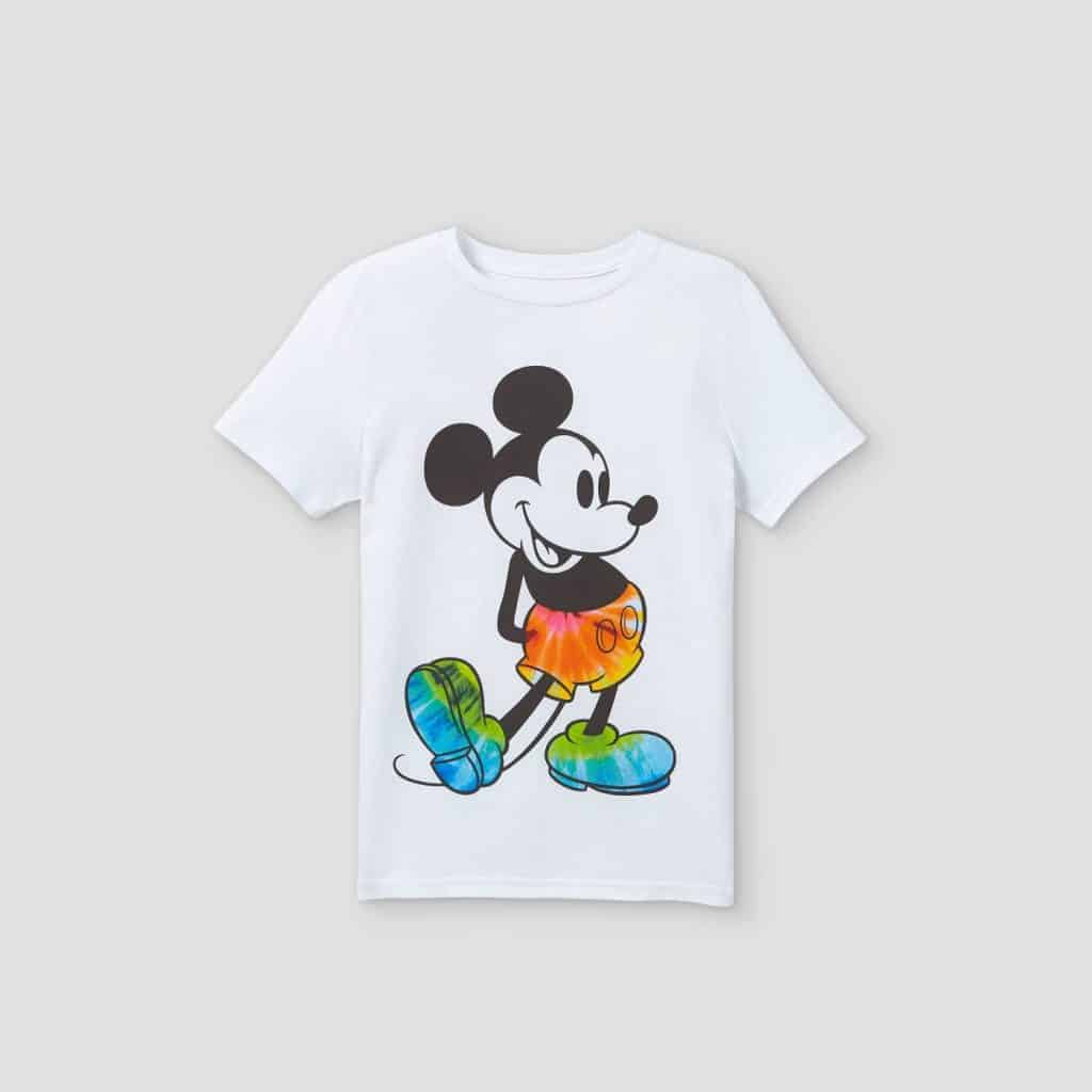Mickey boys tee from target