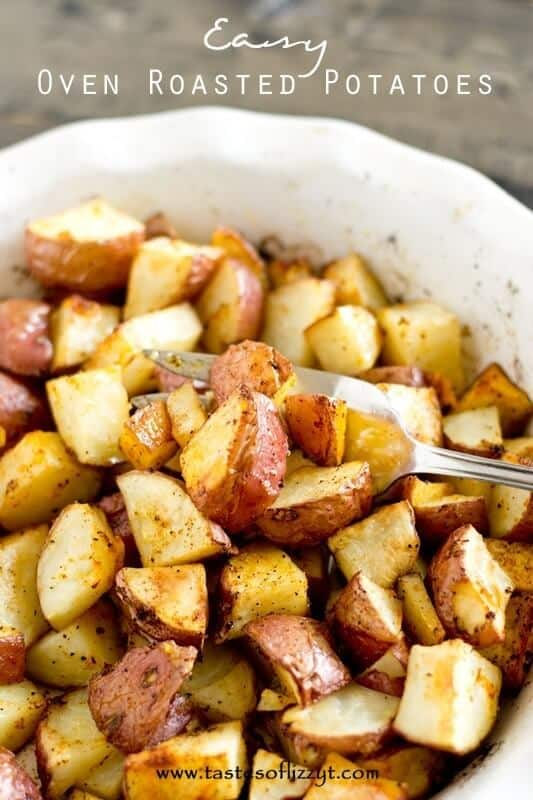 Whole30 roasted potatoes