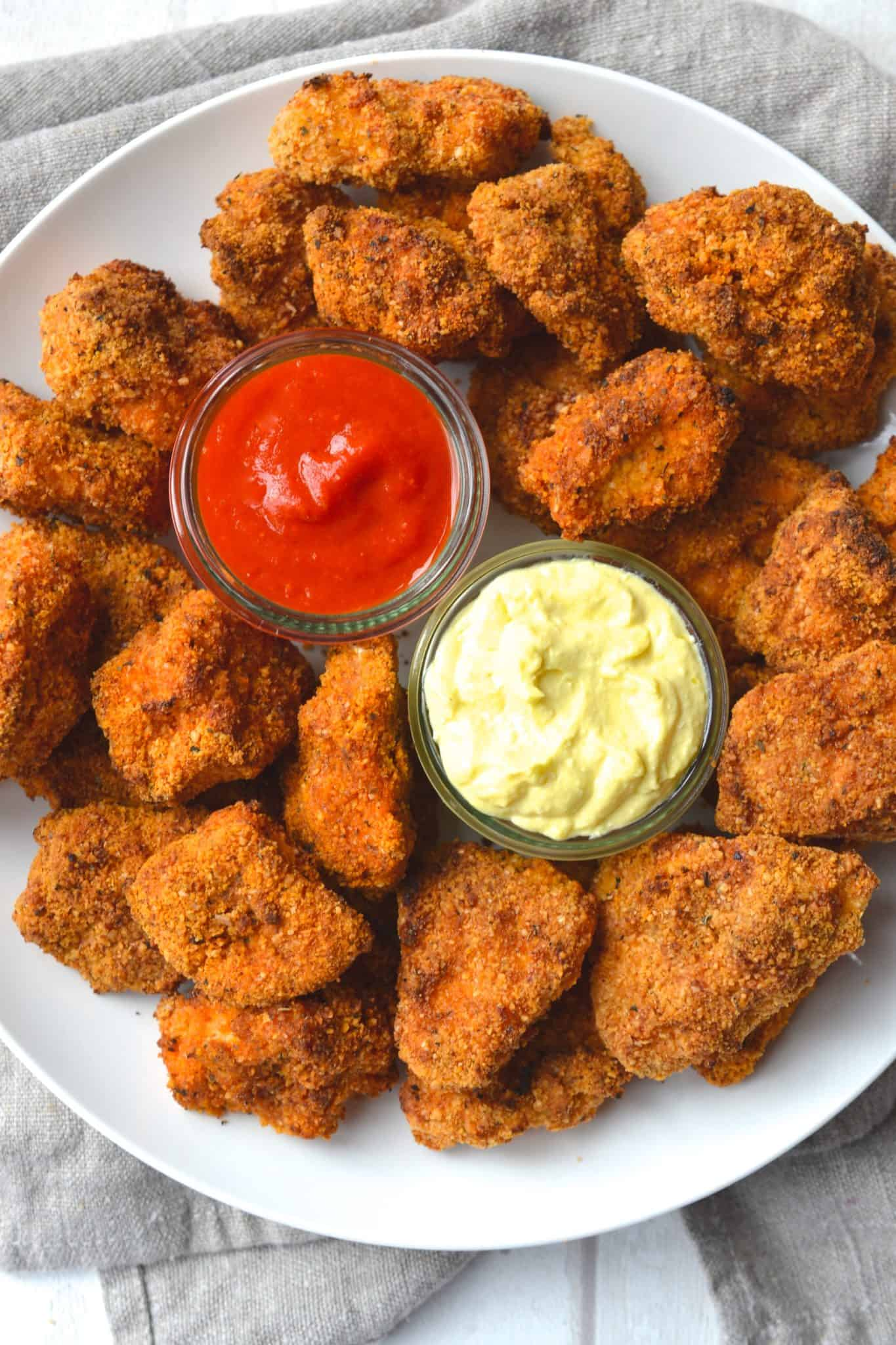 Whole30 chicken nuggets