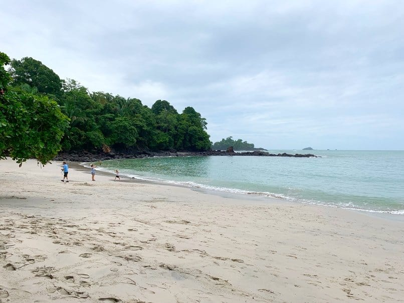 Playa Manuel Antonio in Manuel Antonio National Park