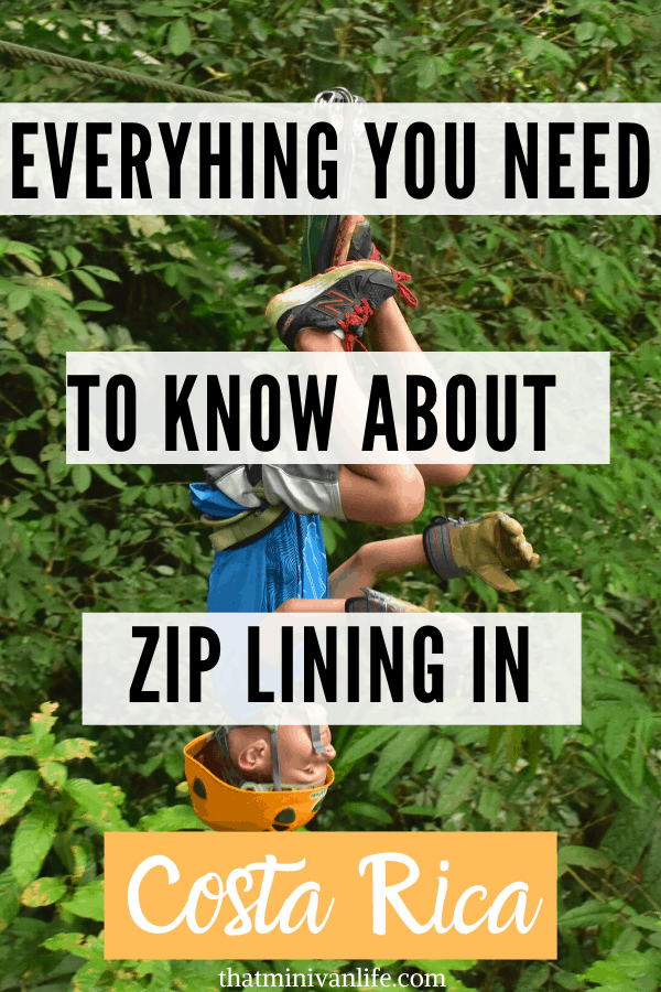 Everything You Need to Know About Zip Lining in Costa Rica