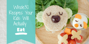 Sandwich shaped like koala