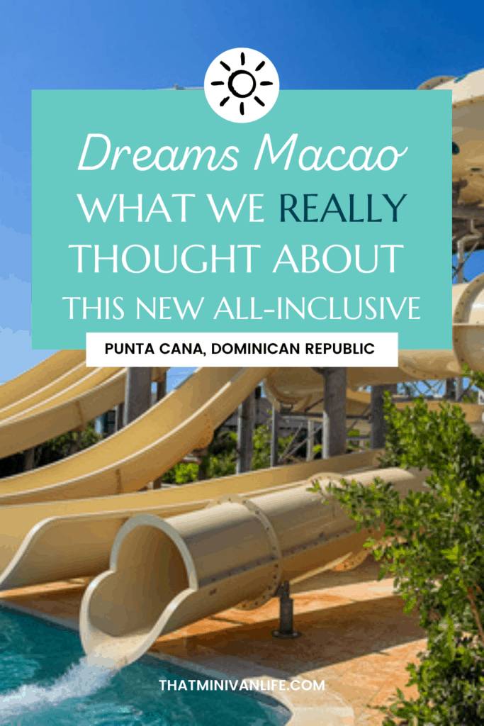 Dreams Macao Review Pinterest Pin