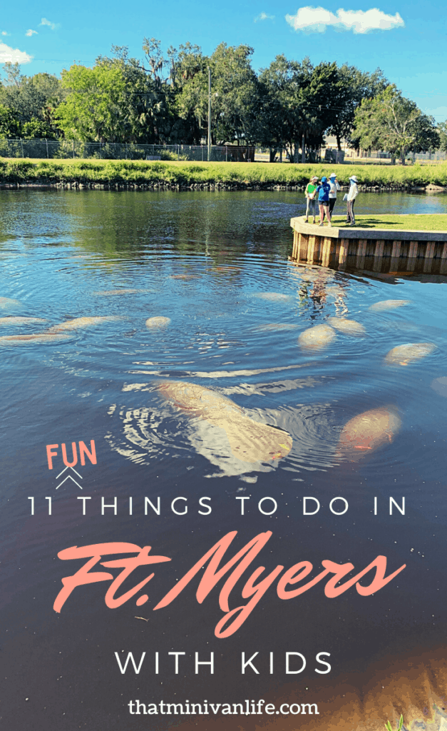 11 Fun Things to do in Fort Myers, FL with kids