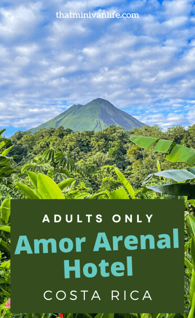Adults only Costa Rica hotels