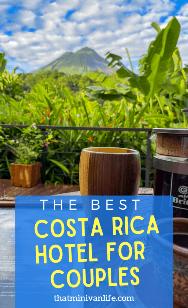 Costa Rica Hotels for Couples