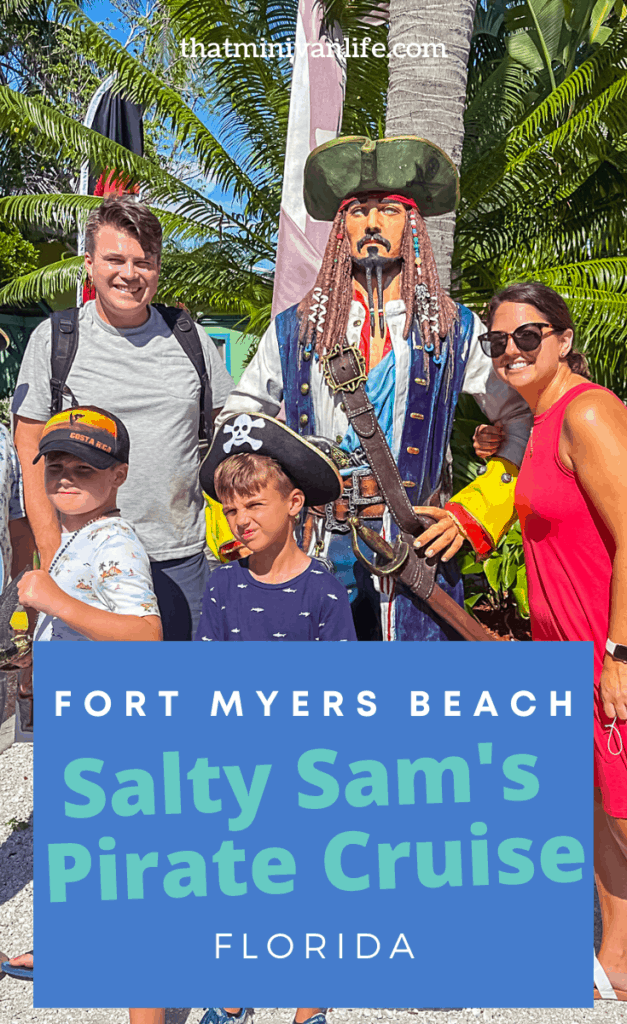 Fort Myers Beach Pirate Cruise