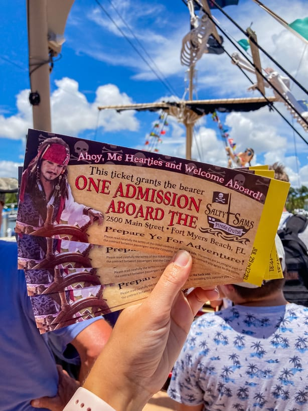 tickets for salty sam's marina pirate cruise